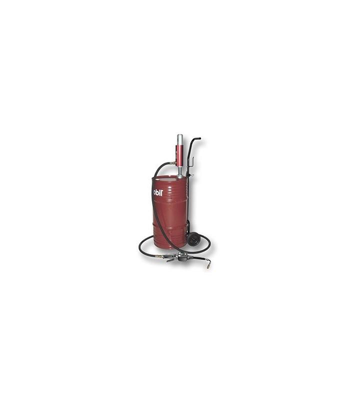 Mobil pumpsats för 60L fat ink mätverk