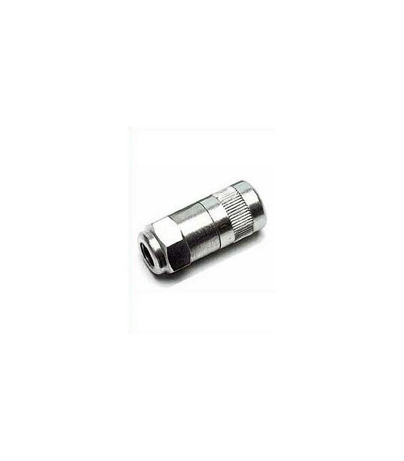 Hydraulisk munstycke 15 mm med backventil
