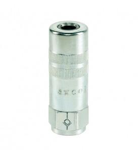 Abnox Hydr koppl för olja 16mm 1/8