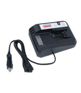 Lincoln 20v batteriladdare för 24v cig-uttag