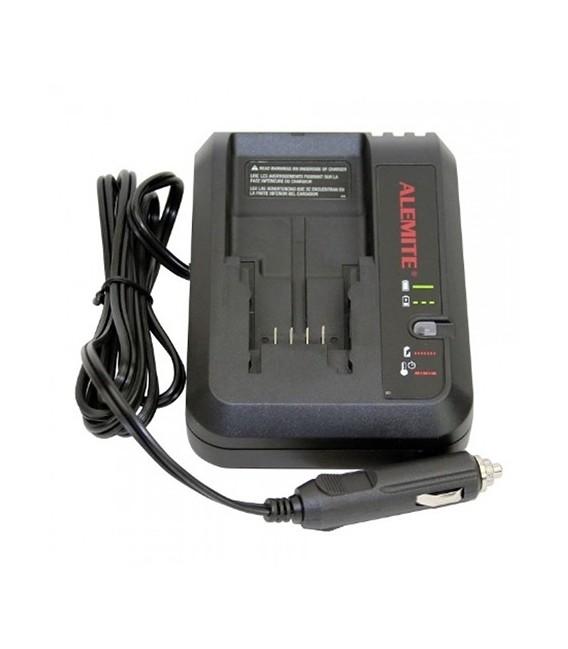 Alemite 20v batteriladdare för 12-24v