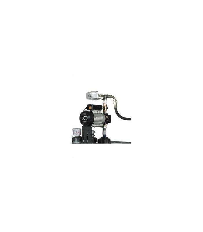 Elektrisk pump 230V-24 Bar pumpkit 200L Autostart