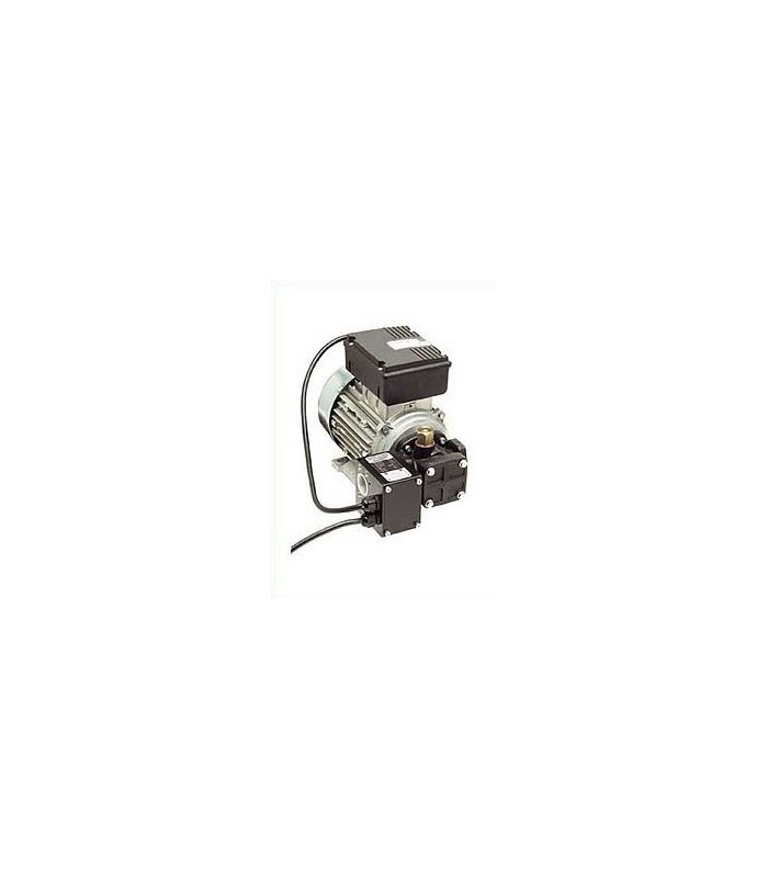Elektrisk pump för oljesystem 230V - 24 bar Oljepump autostart