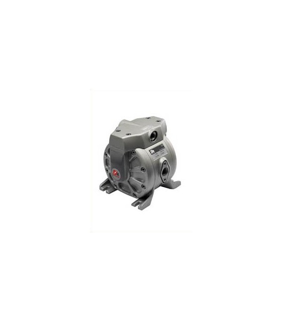 "Membranpump ED50 Aluminum 50l/min, 1/2"", NBR"