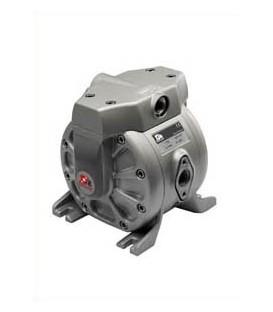 "Membranpump ED50 Aluminum 50l/min, 1/2"", PTFE"