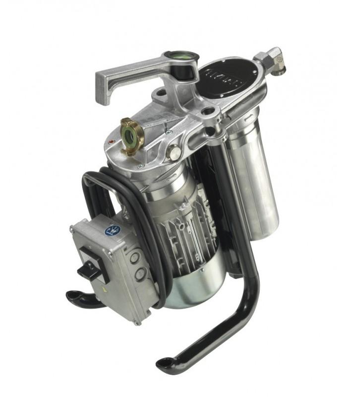 Filteraggregat MFU-15E9-SM-FE Bärbart 240V ink slang