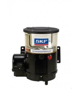 Plastbehållare 2 liter SKF/Willy Vogel, KFG-1.52