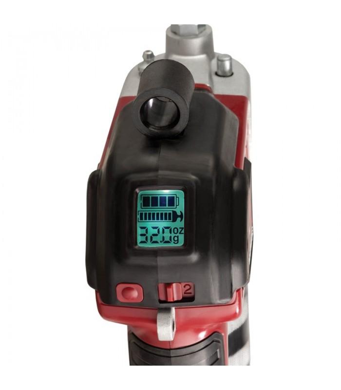 Alemite batteridriven smörjspruta 20V Li-Ion, 2 batt.