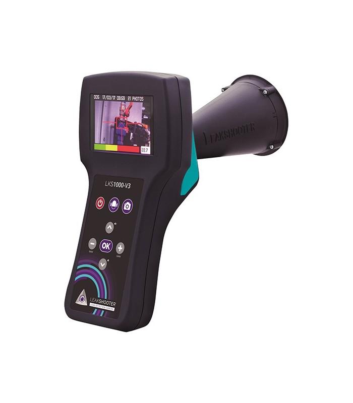 LeakShooter Ultraljudskamera LKS1000
