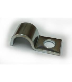 Stålklamma 6mm för ett rör