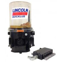 Lincoln P203-2Liter 24V för fett inkl. kretskort
